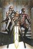 Uncanny X-Men Vol 3 20 Granov Variant Textless