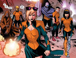 Utopians (Earth-616) from All-New X-Men Vol 1 40