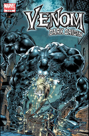 Venom Dark Origin Vol 1 3
