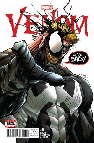 Venom Vol 3 6 | Marvel Database | FANDOM powered by Wikia