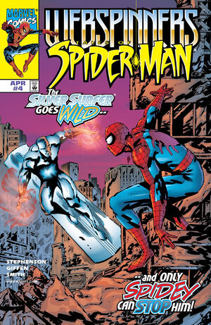 Webspinners Tales of Spider-Man Vol 1 4