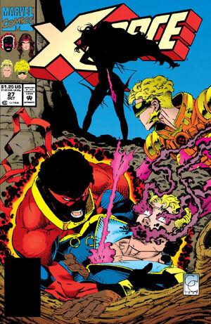 X-Force Vol 1 27