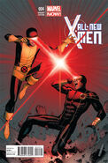 All-New X-Men Vol 1 4 Cheung Variant