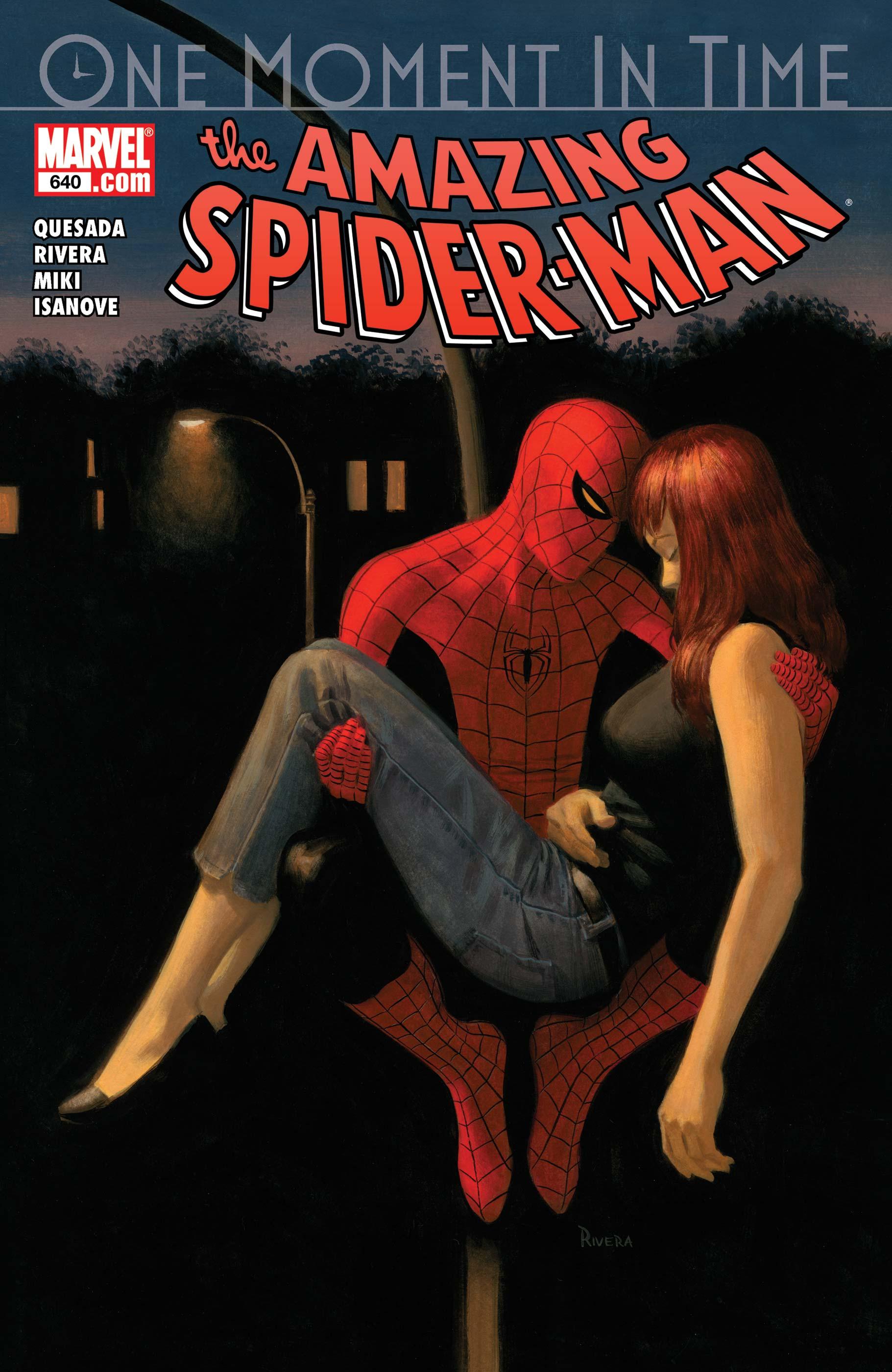 Amazing Spider-Man Vol 1 640