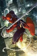 Amazing Spider-Man Vol 3 19.1 Ponsor Variant Textless