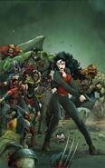 Anita Blake Vampire Hunter - The First Death Vol 1 2 Variant