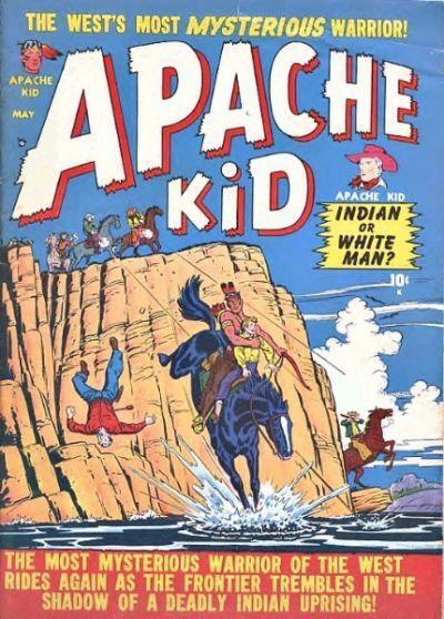 Apache Kid Vol 1 5