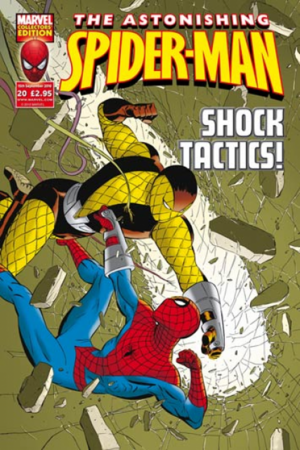 Astonishing Spider-Man Vol 3 20