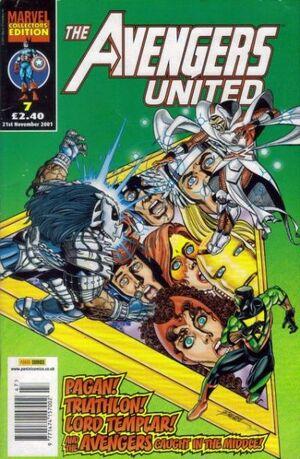 Avengers United Vol 1 7