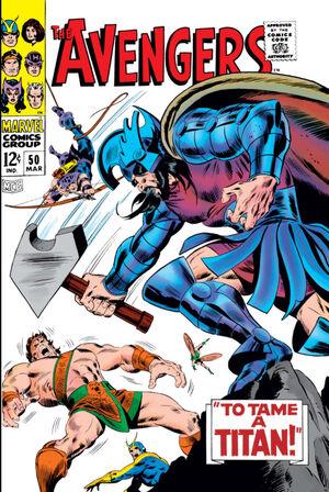 Avengers Vol 1 50