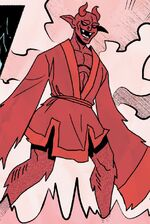 Belial (Demon) (Earth-616) from Patsy Walker, A.K.A. Hellcat! Vol 1 10 001