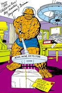 Benjamin Grimm (Earth-616) Gallery Page from Fantastic Four Annual Vol 1 2