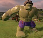 Bruce Banner (Earth-13122) from LEGO Marvel's Avengers 001