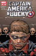 Captain America and Bucky Vol 1 623