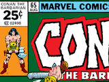 Conan the Barbarian Vol 1 65
