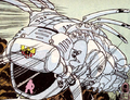 Cradle (Vehicle) from Marvel Fanfare Vol 2 2 001.png