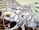 Cradle (Vehicle) from Marvel Fanfare Vol 2 2 001