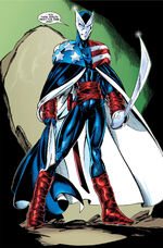 Dallas Riordan (Earth-616) from Captain America & Citizen V Annual Vol 1 1998 0001