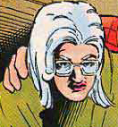 Deborah Summers (Earth-616) from X-Men Vol 2 39 0001