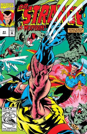 Doctor Strange, Sorcerer Supreme Vol 1 41
