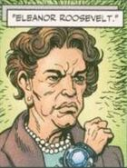 Eleanor Roosevelt (Earth-616) from Howard the Duck Vol 3 3
