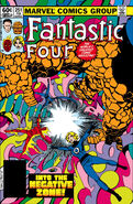 Fantastic Four Vol 1 251