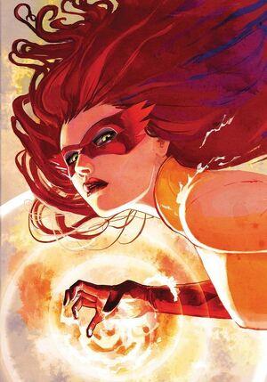 Firestar Vol 2 1 Textless