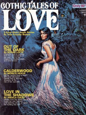 Gothic Tales of Love Vol 1 3