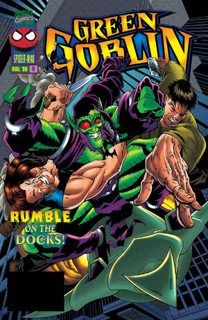 Green Goblin Vol 1 11