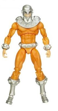 Henry Camp (Earth-616) from Marvel Universe (Toys) Comic Packs Series 1 (Secret Wars 25th Anniversary) 0001