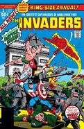 Invaders Annual Vol 1 1