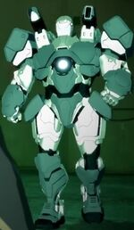 James Rhodes (Earth-904913) from Iron Man Armored Adventures Season 2 1