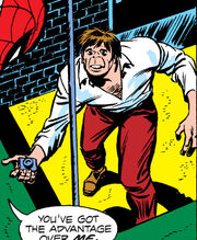 Martin Blank (Earth-616) from Amazing Spider-Man Vol 1 110 0001