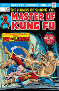 Master of Kung Fu Vol 1 30