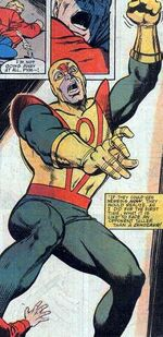 Michael Stockton (Earth-616) from Solo Avengers Vol 1 8 001