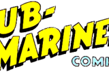 Sub-Mariner Comics Vol 1