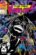 New Warriors Annual Vol 1 3