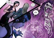 Nico Minoru (Earth-616) and Alice Michaels (Earth-616) from A-Force Vol 2 10 001