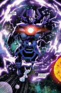 Norrin Radd (Earth-1610) and Galactus (Earth-616) from Hunger Vol 1 2 001