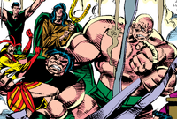 Outcasts (Earth-616) from Iron Man Annual Vol 1 12 001