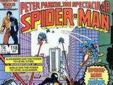 Peter Parker, The Spectacular Spider-Man Vol 1 118