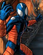 Peter Parker (Earth-TRN461) from Spider-Man Unlimited (video game) 108