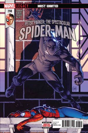 Peter Parker The Spectacular Spider-Man Vol 1 298