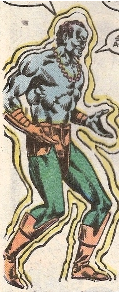 Proteus (Atlantean Shapeshifter) (Earth-616) from Prince Namor the Sub-Mariner Vol 1 2 0001