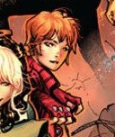 Rachel Summers (Earth-811) from X-Men Vol 4 1 Cover