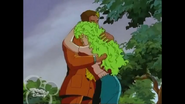 Robert Drake (Earth-92131) and Lorna Dane (Earth-92131) from X-Men The Animated Series Season 3 15 005
