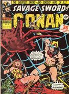 Savage Sword of Conan (Weekly) Vol 1 4
