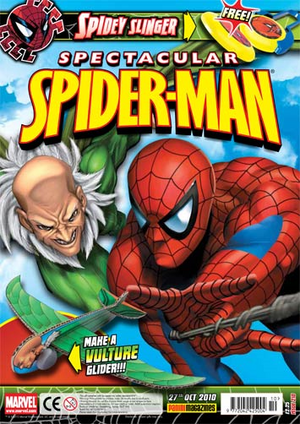 Spectacular Spider-Man (UK) Vol 1 210