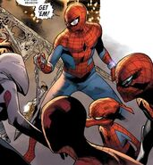 Spider-Army (Multiverse) from Amazing Spider-Man Vol 3 14 001