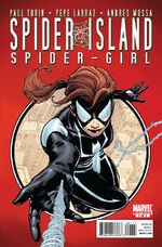 Spider-Island The Amazing Spider-Girl Vol 1 1